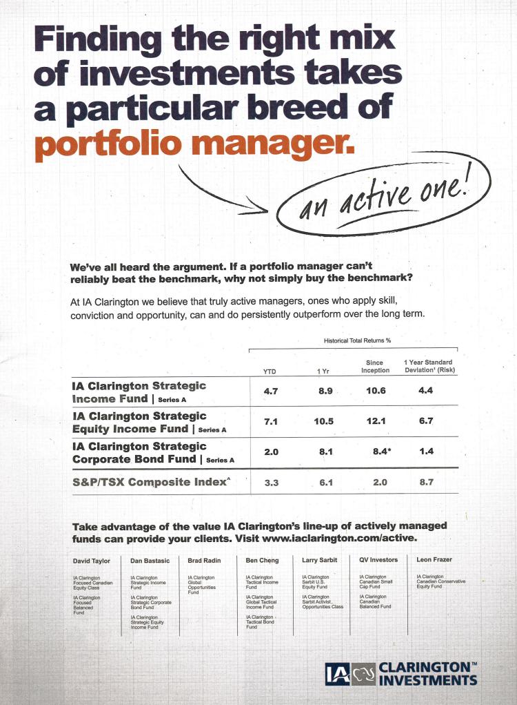 IA Clarington ad